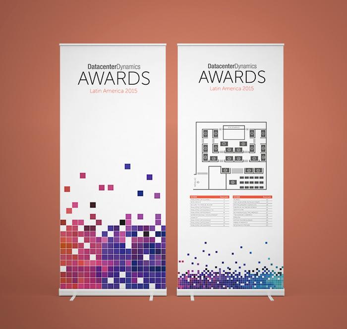 Rollups de la entrega de premios en México 2015