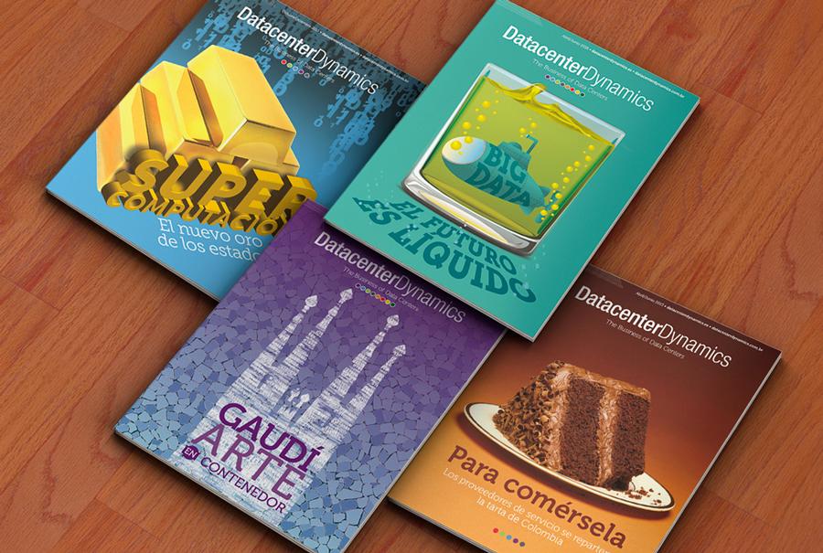 Revista DatacenterDynamics