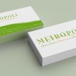 Tarjetas para cafetería Metropoli