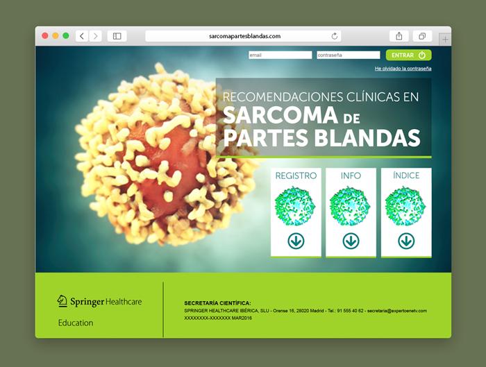 Diseño templates web para médicos